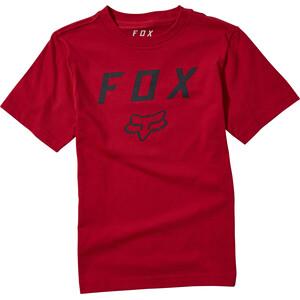 Fox Legacy Moth Lyhythihainen T-paita Nuoret, punainen punainen
