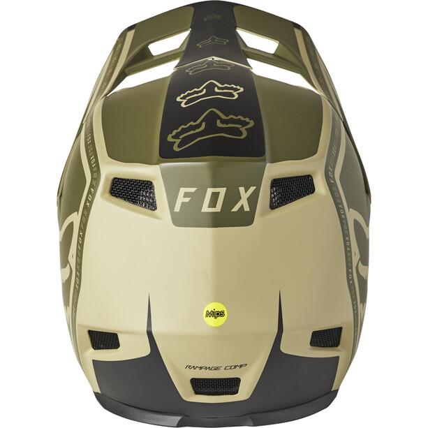 Fox Rampage Comp Cali Hjelm Herre Brun