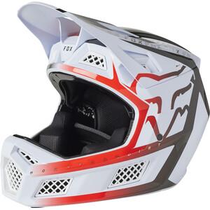 Fox Rampage Pro Carbon MIPS Cali Helm Herren weiß weiß