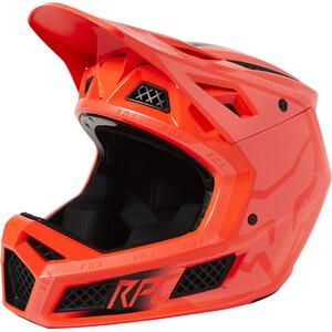 Fox Rampage Pro Carbon MIPS Repeater Helm Herren orange orange