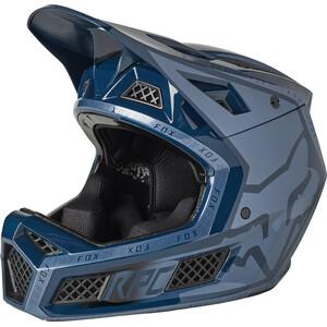 Fox Rampage Pro Carbon MIPS Repeater Helmet Men, azul azul