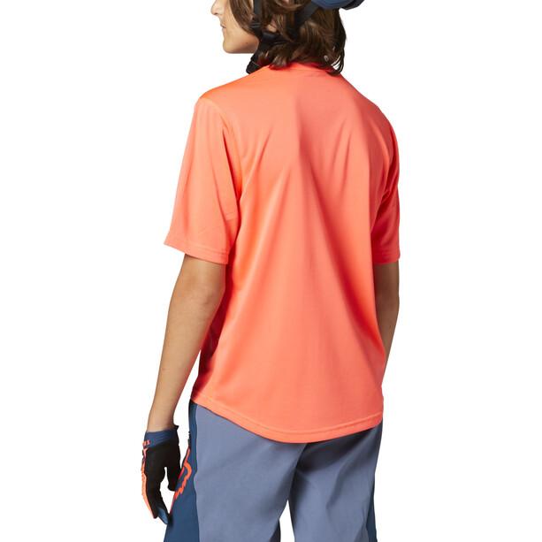 Fox Ranger SS Jersey Youth, orange