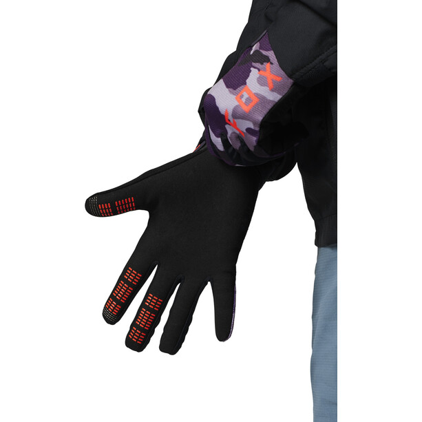 Fox Ranger Camo Handsker Damer, violet