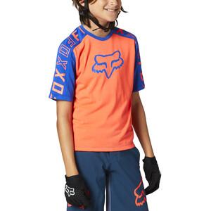Fox Ranger Dri-Release SS Jersey Unge, orange orange