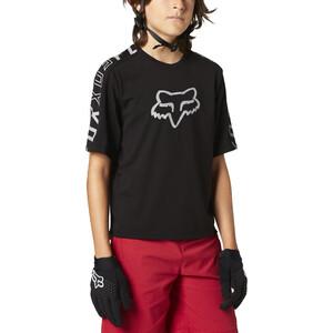 Fox Ranger Dri-Release SS Jersey Youth svart svart