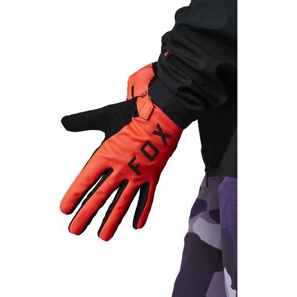 Fox Ranger Gel Handschuhe Damen atomic punch