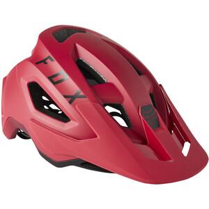 Fox Speedframe MIPS Helm Herren rot rot