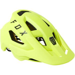 Fox Speedframe MIPS Helmet Men, jaune jaune