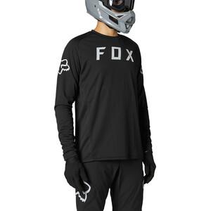 Fox Defend LS Cykeltröja Herr svart svart