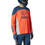 Fox Defend Foxhead LS Jersey Men, orange