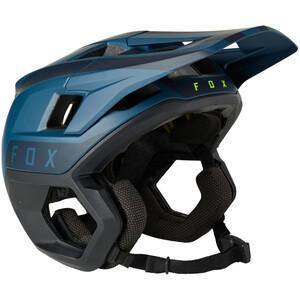 Fox Dropframe Pro Helm Herren blau blau