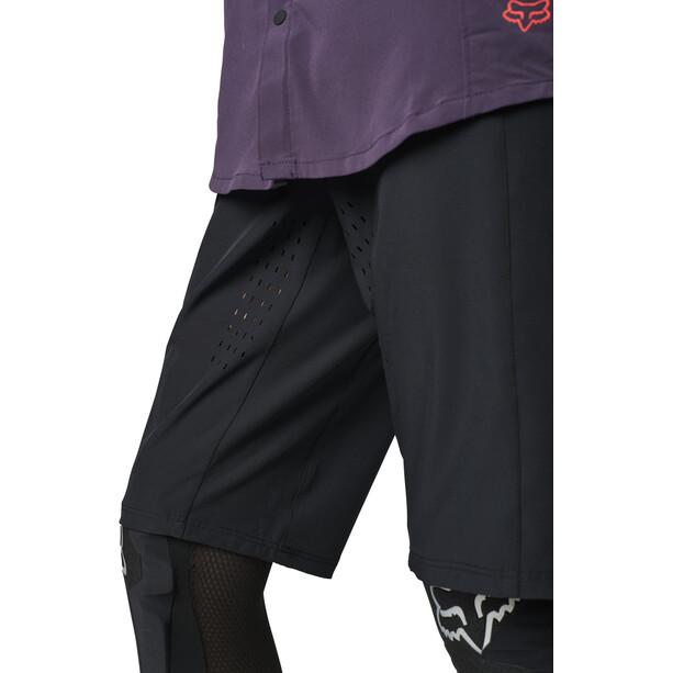 Fox Flexair Lite Shorts Women, noir