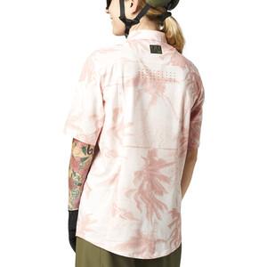 Fox Flexair Woven Kurzarm Trikot Damen pale pink pale pink
