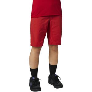 Fox Ranger Shorts Damer, rød rød