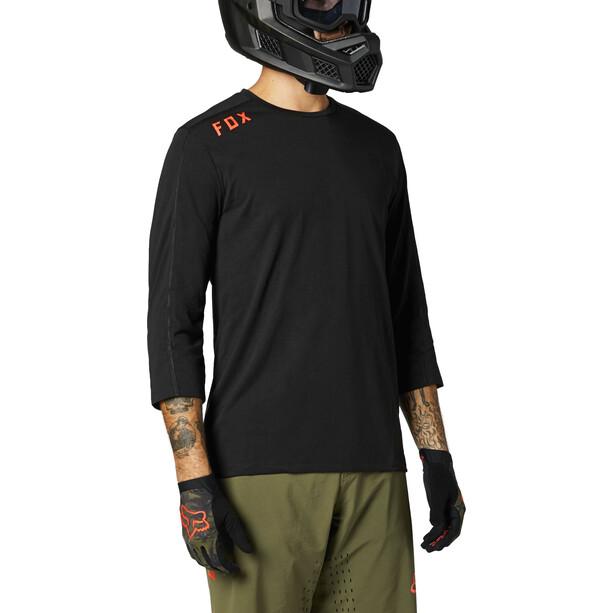 Fox Ranger Dri-Release 3/4 Trikot Herren black