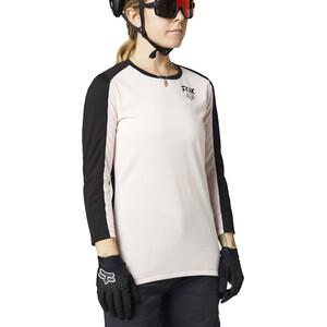 Fox Ranger Dri-Release 3/4 Jersey Women pale pink pale pink