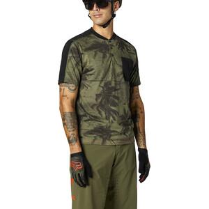 Fox Ranger Dri-Release Kurzarm Henley Herren olive green olive green