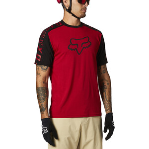 Fox Ranger Dri-Release Foxhead SS Jersey Men röd röd