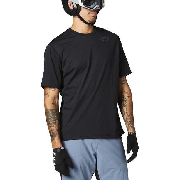 Fox Ranger Power Dry Kurzarm Trikot Herren black