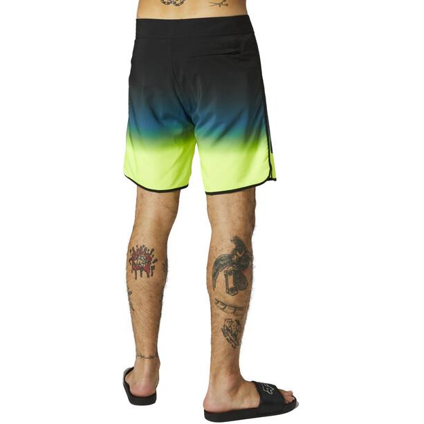 "Fox Reepz 18"" Boardshorts Men, fluorescent yellow"