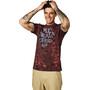 Fox Down N' Dirty Kurzarm T-Shirt Herren atomic punch