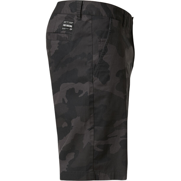 Fox Essex Camo 2.0 Chino Shorts Herren black camo