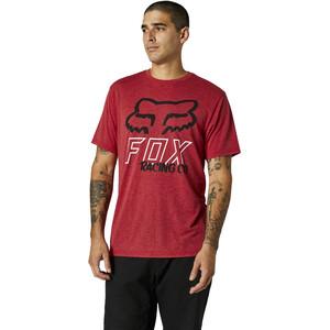 Fox Hightail Kurzarm Tech T-Shirt Herren chili chili
