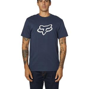 Fox Legacy Foxhead SS T-skjorte Herre blå blå
