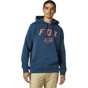 Fox Legacy Moth Fleece Pullover Herren dark indigo dark indigo