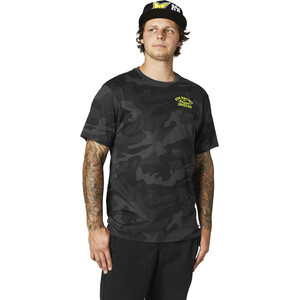 Fox Og Camo SS Tech Tee Men, musta musta