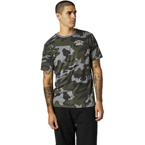 Fox Og Camo SS Tech Tee Men, oliivi oliivi