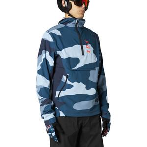 Fox Ranger Wind Pullover Men blue camo blue camo