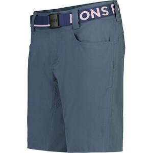 Mons Royale Nomad Shorts Women blå blå