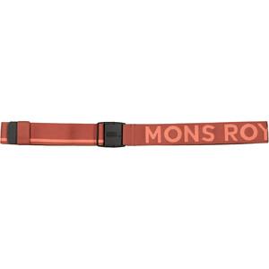 Mons Royale Mons Belt röd röd