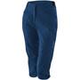 Löffler CSL Pantalon de cyclisme 3/4 Femme, bleu