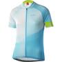 Löffler hotBOND RF Full-Zip Bike Jersey Women, bleu