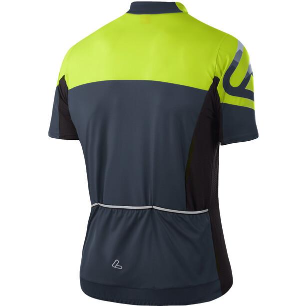 Löffler Messenger Full-Zip Bike Jersey Men, light green