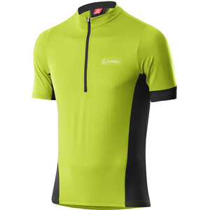Löffler Pure Half-Zip Fahrradtrikot Herren light green light green