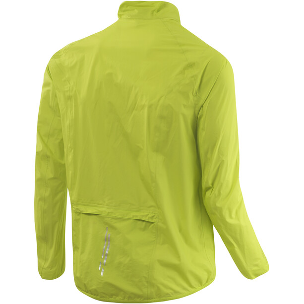 Löffler WPM Pocket Fahrrad Jacke Herren grün