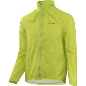 Löffler WPM Pocket Fahrrad Jacke Herren grün grün