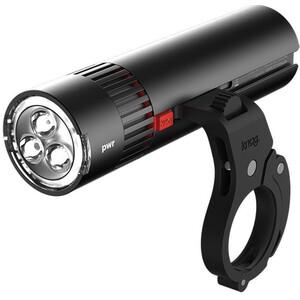 Knog PWR Trail 11000 Front Light incl. Powerbank 5000mAh, black black