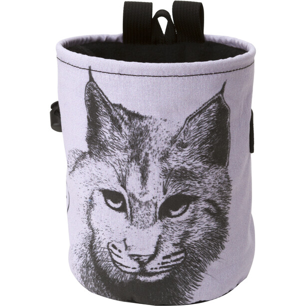 Metolius Wildlife Comp Chalk Bag bobcat