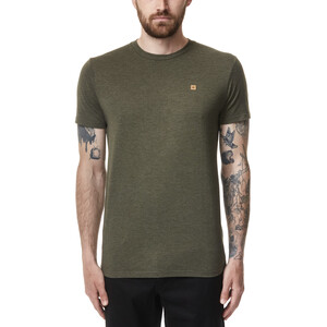 tentree Treeblend Classic T-Shirt Herren olive night green heather olive night green heather