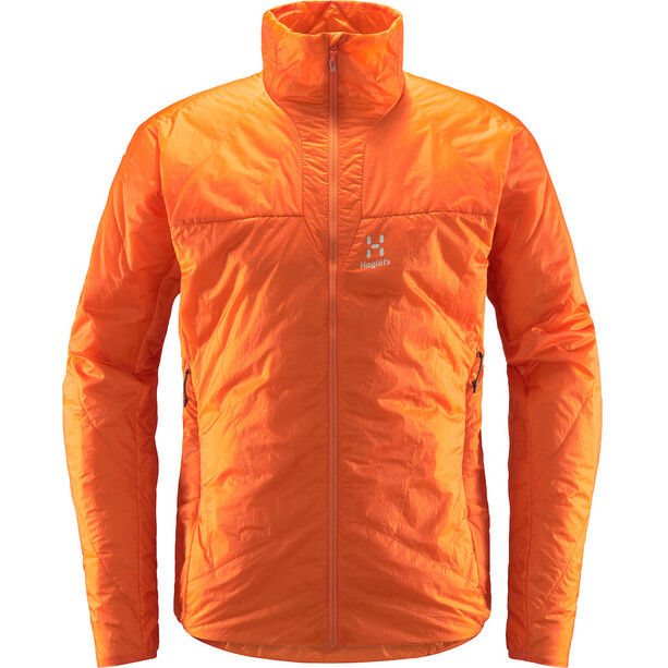 Haglöfs L.I.M Barrier Jacke Herren flame orange