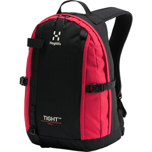Haglöfs Tight Small Backpack, noir/rouge noir/rouge