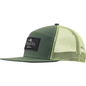 Haglöfs Gorra de Camionero, verde verde