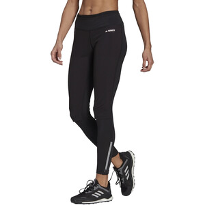 adidas TERREX Agravic Tights Damen black/white black/white