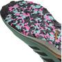 adidas TERREX Agravic Flow Trail Running Schuhe Herren acid mint/core black/screaming pink