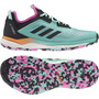 adidas TERREX Agravic Flow Trail Running Shoes Women, turquoise/noir