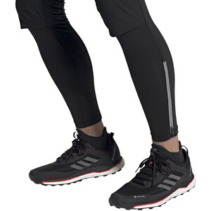 adidas TERREX Agravic Flow GTX Trail Running Schuhe Herren core black/grey four/solar red core black/grey four/solar red